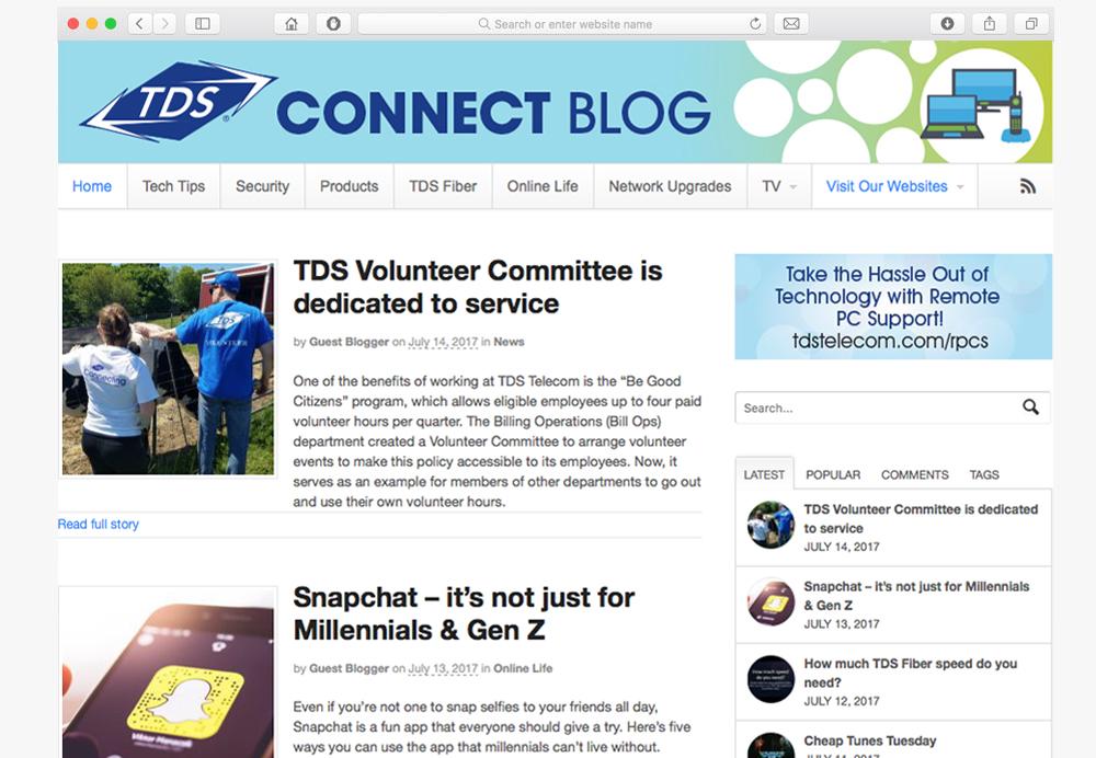 TDS   Parr Interactive