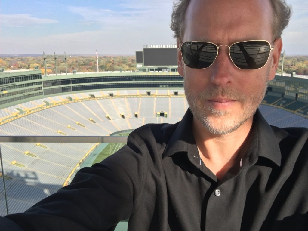 Madison Web Design Company Parr Interactive Visits The Packers