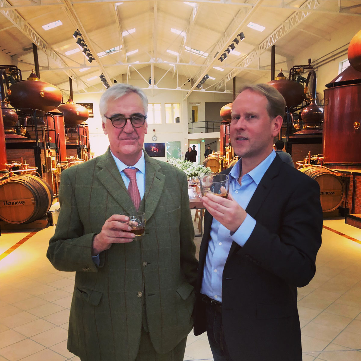 Christopher Parr LVMH's Hennessy