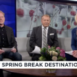 Christopher Parr on Live at 4 CBS Travel Tuesday
